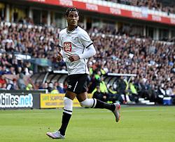 Derby County's Tom Ince - Mandatory by-line: Robbie Stephenson/JMP - 07966386802 - 29/07/2015 - SPORT - FOOTBALL - Derby,England - iPro Stadium - Derby County v Villarreal CF - Pre-Season Friendly