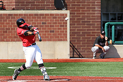 17 April 2016:  Jean Ramirez during an NCAA Division I Baseball game between the Southern Illinois Salukis and the Illinois State Redbirds in Duffy Bass Field, Normal IL