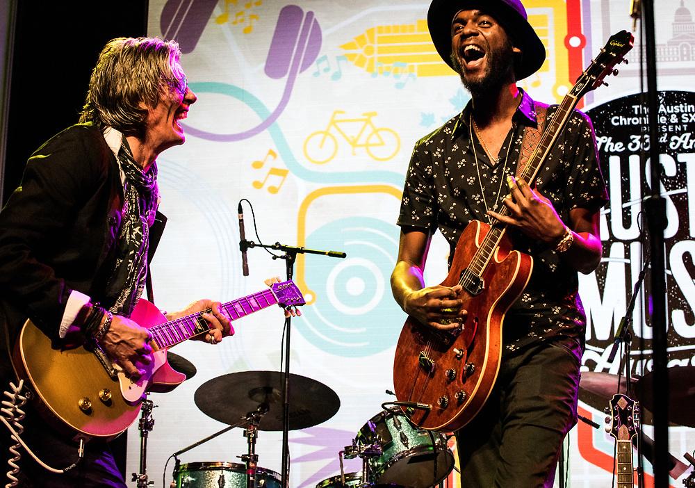 Austin Chronicle Music Awards, SXSW, March 2015, Austin, Texas