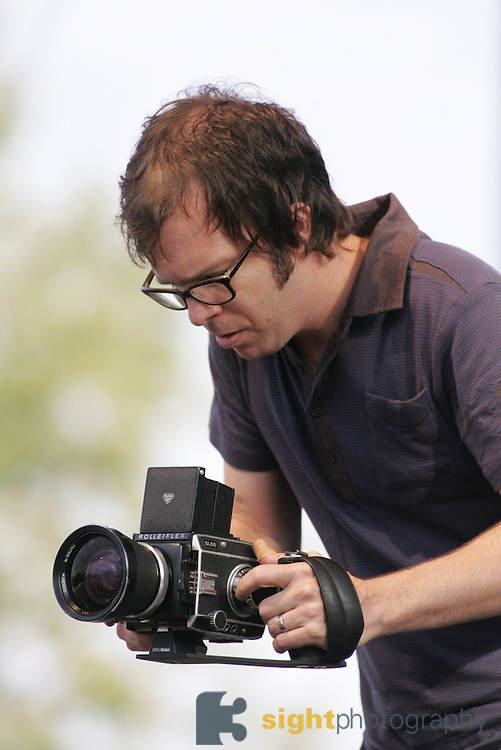 Ben Folds performs during the third day of the 2008 Bonnaroo Music & Arts Festival on June 14, 2008 in Manchester, Tennessee. The four-day music festival features a variety of musical acts, arts and comedians..Photo by Bryan Rinnert