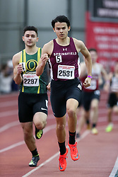 Batoosingh, Springfield, 400<br /> Boston University Athletics<br /> Hemery Invitational Indoor Track & Field