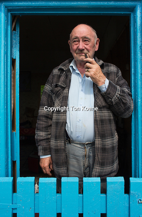 resident of cathlin island, northern Ireland