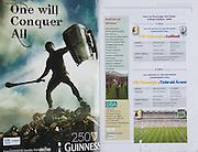 All Ireland Senior Hurling Championship Final,.06.09.2009, 09.06.2009, 6th September 2009, 6092009AISHCF1, Minor Galway 2-15, Kilkenny 2-11, Senior Kilkenny 2-22, Tipperary 0-23, Guinness,