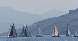 Silvers Marine Scottish Series 2017<br /> Tarbert Loch Fyne - Sailing<br /> <br /> <br /> <br /> Credit Marc Turner / PFM