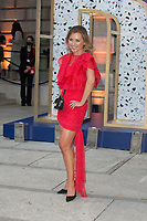 Aneta Gunn at the the Royal Academy of Arts Summer Exhibition Preview Party, London.