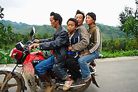 Chine. Province du Guizhou. // China. Guizhou province.