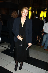 Designer SOPHIA KOKOSALAKI at the 2005 British Fashion Awards held at The V&A museum, London on 10th November 2005.<br /><br />NON EXCLUSIVE - WORLD RIGHTS