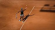 Cori Gauff of the United States against Iga Swiatek of Poland during the semi-final at the 2021 Internazionali BNL d'Italia, WTA 1000 tennis tournament on May 15, 2021 at Foro Italico in Rome, Italy - Photo Rob Prange / Spain ProSportsImages / DPPI / ProSportsImages / DPPI