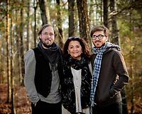 Dereena Muckjian family portrait session