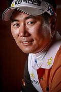 Ballantine's Championship 2012. Round 2. YE Yang in the True Character room. YE Yang