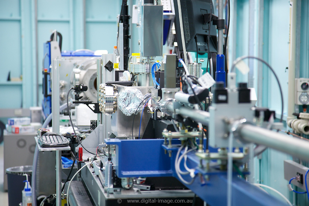 general shot of equipment at the Australian Synchrotron