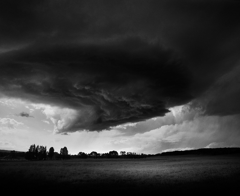 Very photographic summer storm
