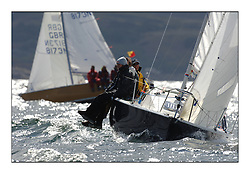 The final day of the Bell Lawrie Scottish Series, breezy and bright conditions from the North allowed the sailors to compete on a level par...Sail Scotland and Sonata Class winner Steve Goacher on Eric the Boat.