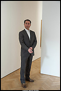 CHRISTIAN LEVETT, Exhibition of work by Matthew Burrows. Vigo Gallery, Dering St. London. 12 March 2014.