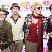 WASHINGTON, DC - December 15th, 2014 - 5 Seconds of Summer walks the red carpet during HOT 99.5's Jingle Ball 2014 at the Verizon Center in Washington, D.C. (Photo By Kyle Gustafson / For The Washington Post)
