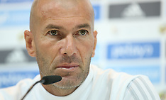 Real Madrid - press conference - 15 August 2017