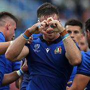 20190927 Rugby, RWC 2019 : Italia vs Canada