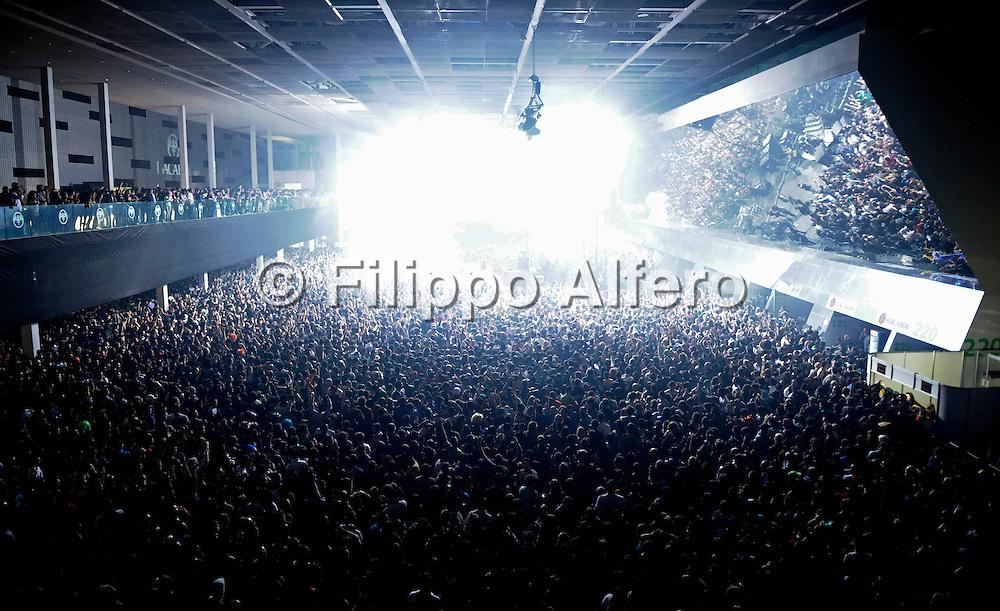 © Filippo Alfero<br /> Movement 2010 - Palaolimpico Isozaki<br /> Torino - 31/10/2010<br /> spettacolo