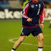 NLD/Arnhem/20051211 - Voetbal, Vitesse - Ajax, Markus Rosenberg
