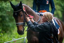 Visser Anna, NED, <br /> CHIO Rotterdam 2021<br /> © Hippo Foto - Sharon Vandeput<br /> 3/07/21