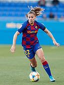 Women's Soccer: FC Barvelona vs  Rayo Vallecano-Jan 18, 2020