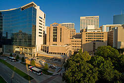Methodist Hospital in the Texas Medical Center, Houston.