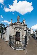 La Recoleta Cemetary in Buenos Aires, Argentina
