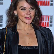 Faye Brooks attend Pretty Woman The Musical press night at Piccadilly Theatre on 2nd March 2020, London, UK.