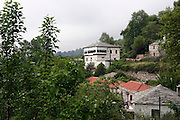 Greece, Thessaly, Makrinitsa on the slopes of mount Pelion