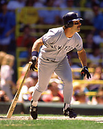 CHICAGO - 1988:  Don Mattingly of the New York Yankees bats during an MLB game versus the Chicago White Sox during the 1986 season at Comiskey Park in Chicago, Illinois. (Photo by Ron Vesely) Subject:   Don Mattingly