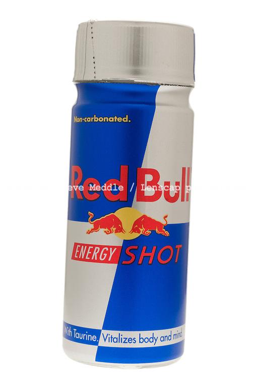 Red Bull Energy Shot Drink