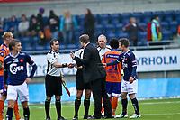 08.07.2012, Tippeligaen, Color Line stadio, Eliteserien, Aafk - Viking,Kjetil Rekdal, Foto: Kenneth Hjelle Digitalsport