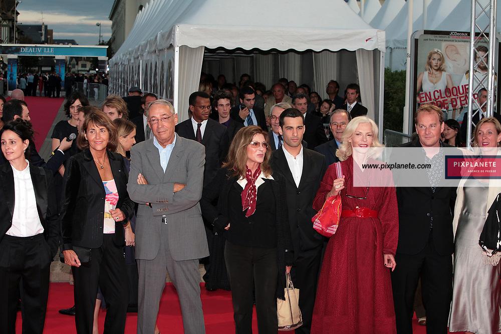 André Téchiné et la ministre Christine Albanel - - 33 ème Festival du film américain de Deauville - 2/09/2007 - JSB / PixPlanete
