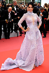 Mallika Sherawat attending the Sorry Angel Premiere as part of the 71st Cannes Film Festival