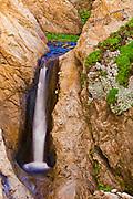 Cascade at Soberanes Point, Garrapata State Park, Big Sur, California