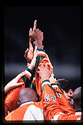 1993-94 Miami Hurricanes Men's Basketball - Caneshooter Archive Scans, 2020