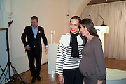 SEAN HARRINGTON. YASMINE LE BON; LISA BILTON, Elemis 20th Anniversary in partnership with Mothers4Children charity. Party to celebrate 20 years in business and to raise money for Mothers4children and new product launches. One Marylebone. London. 2 February 2010.