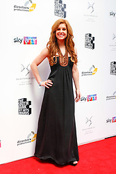 July 1, 2018 - London, United Kingdom of Great Britain and Northern Ireland - Cassidy Janson arriving at The South Bank Sky Arts Awards 2018 at The Savoy Hotel on July 1, 2018 in London, England  (Credit Image: © Famous/Ace Pictures via ZUMA Press)