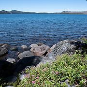 Waldo Lake, Oregon.