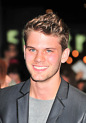 "© licensed to London News Pictures. London, UK  12/05/11 Jeremy Irvine  attends the UK premiere of Pirates of the Carribean 4 ""on Stranger Tides"" at Londons Westfield . Please see special instructions for usage rates. Photo credit should read AlanRoxborough/LNP"