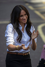 Duchess of Sussex at John Lewis - 12 Sep 2019