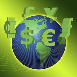 July 21, 2019 - Global Economy (Credit Image: © Colette Scharf/Design Pics via ZUMA Wire)