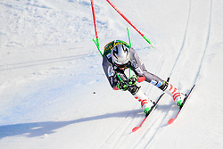 March 9, 2019 - Kranjska Gora, Kranjska Gora, Slovenia - Henrik Kristoffersen of Norway in action during Audi FIS Ski World Cup Vitranc on March 8, 2019 in Kranjska Gora, Slovenia. (Credit Image: © Rok Rakun/Pacific Press via ZUMA Wire)