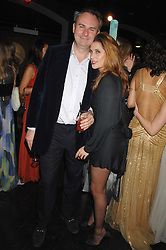 WILLIAM CASH & VANESSA NEUMANN at Andy & Patti Wong's Chinese new Year party held at County Hall and Dali Universe, London on 26th January 2008.<br /><br />NON EXCLUSIVE - WORLD RIGHTS (EMBARGOED FOR PUBLICATION IN UK MAGAZINES UNTIL 1 MONTH AFTER CREATE DATE AND TIME) www.donfeatures.com  +44 (0) 7092 235465