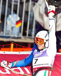 08.02.2011, Kandahar, Garmisch Partenkirchen, GER, FIS Alpin Ski WM 2011, GAP, Lady Super G, im Bild Elena CURTONI (ITA) // Elena CURTONI (ITA) during Women Super G, Fis Alpine Ski World Championships in Garmisch Partenkirchen, Germany on 8/2/2011, 2011, EXPA Pictures © 2011, PhotoCredit: EXPA/ J. Feichter