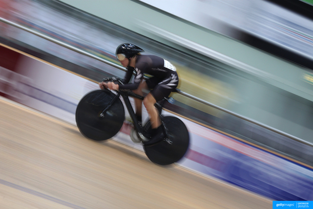 Shane Archbold, New Zealand, in action during the Men Omnium, Flying Lap during the 2012 Oceania WHK Track Cycling Championships, Invercargill, New Zealand. 21st November  2011. Photo Tim Clayton