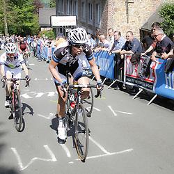 CYCLING, Huy (Belgium): The fourth race in de UCI womens worldcup Fleche Walonne. Marijn de Vries