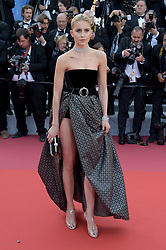 May 16, 2019, Cannes, France: Social media celeb CAROLINE DAUR arrives for 'Rocketman' premiere during the 72nd Cannes Film Festival. (Credit Image: © Alberto Terenghi/IPA via ZUMA Press)