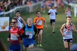 08-12-2013 ATHLETICS: SPAR EC CROSS COUNTRY: BELGRADE<br /> -23 Mannen op de 8 km / Jesper van der Wielen wordt 13de in 24.24<br /> ©2013-WWW.FOTOHOOGENDOORN.NL