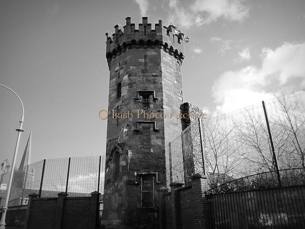 Old Derry Jail Tower, Bishop Street, Derry City, 1791